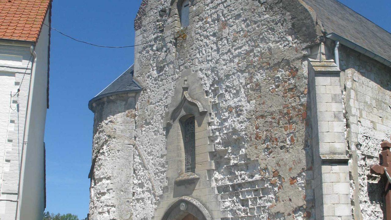 Église Saint-Martin de Dannes