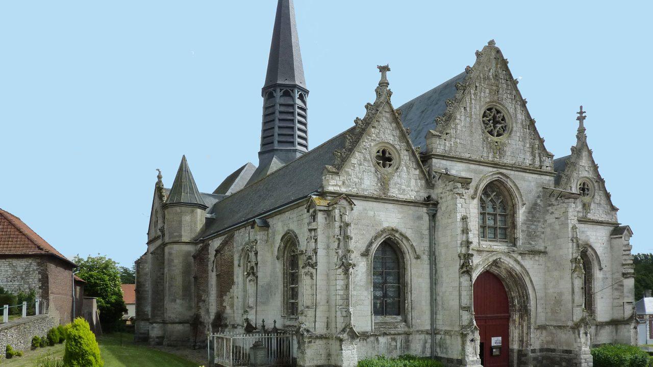 Collégiale Saint-Riquier de Douriez