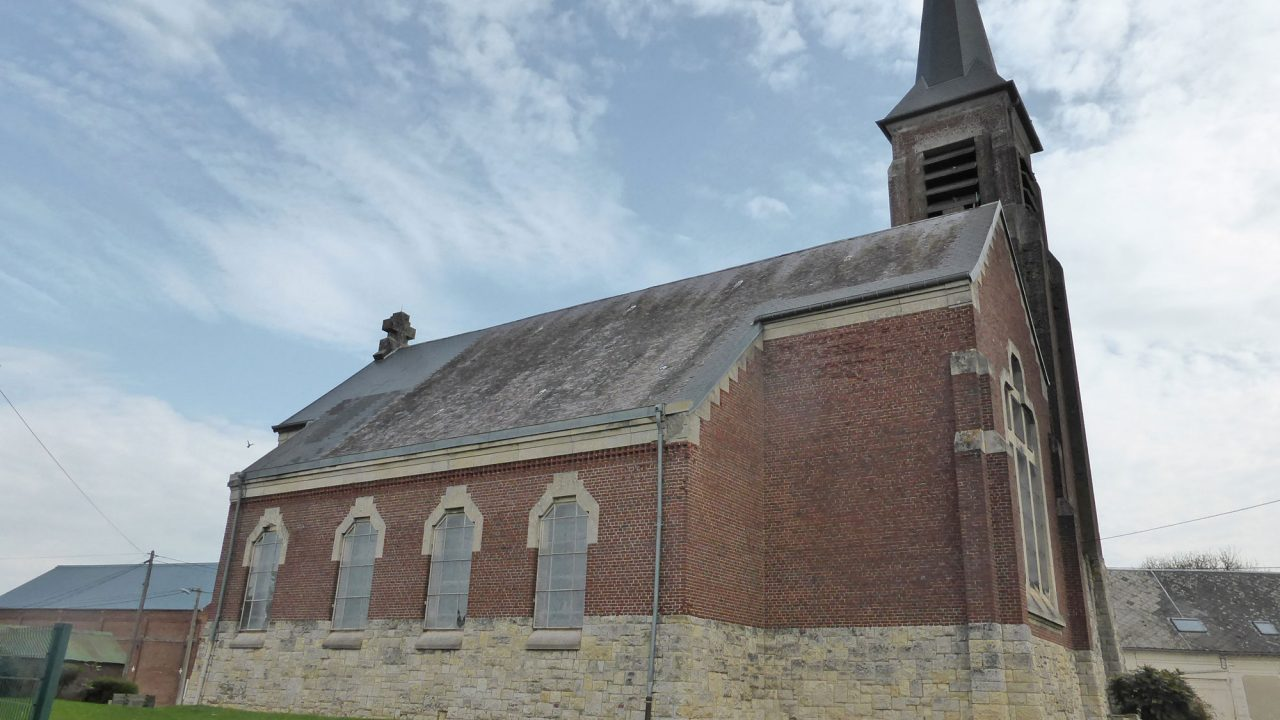 Église Saint-Pierre d'Ytres