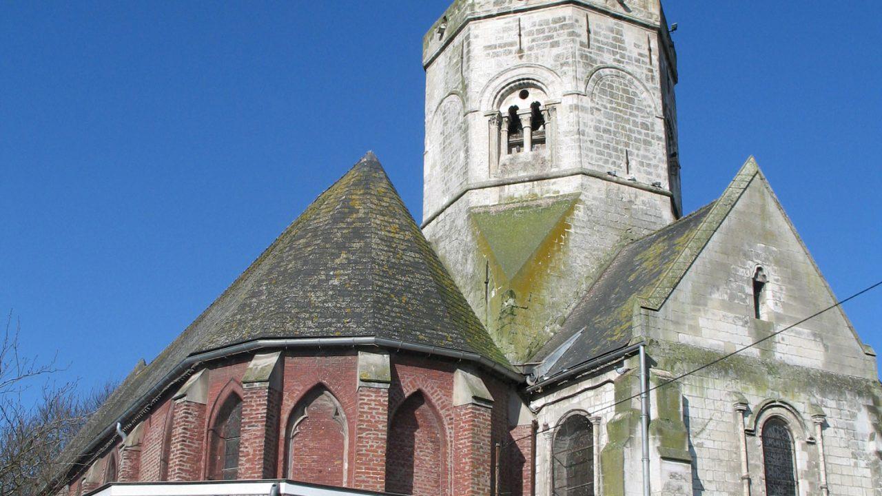 Orgue et tribune – Église Saint-Erasme de Sercus