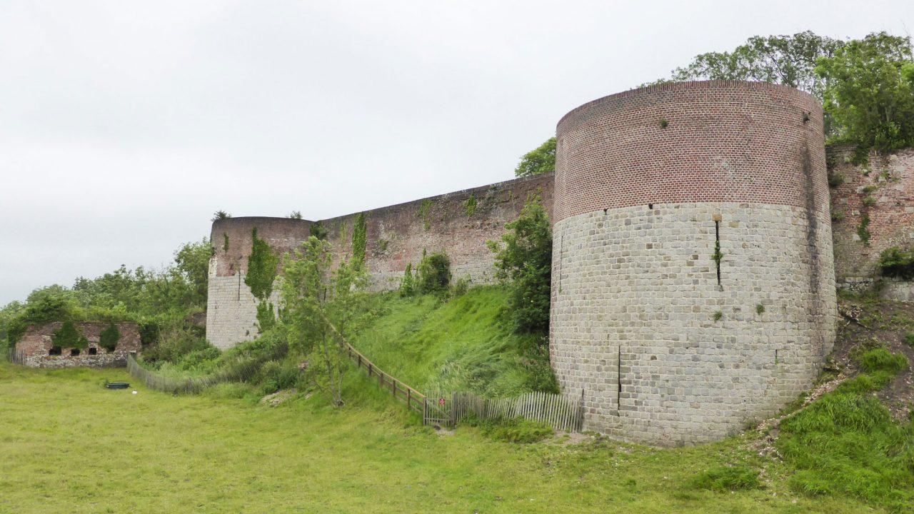 Remparts Montreuil-sur-mer